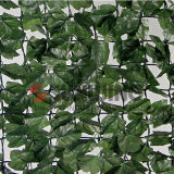 Hoja Artificial Jardín cobertura valla valla de privacidad