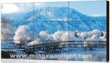 Publicidad de la visualización flexible del LCD de la pared video de la pantalla de visualización 46inch LCD