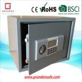 Caja fuerte de la electrónica con la exhibición del LCD para la oficina (G-30ELD) Acero sólido