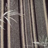 Teñido de hilados de chenilla Jacquard Tejido de poliéster para sofá