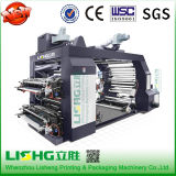 Machine d'impression flexographique papier thermique