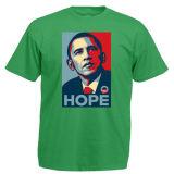 Kundenspezifisches Drucken-preiswertes Wahl-Kampagnen-T-Shirt