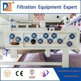 Macchina della filtropressa della cinghia dei residui di alta qualità della DZ