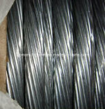 Filo galvanizzato ASTM del filo di acciaio di soggiorno del TUFFO caldo