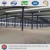 Sinoacme Fertighaus Vor-Ausgeführte Stahlkonstruktion-Lager-Herstellung