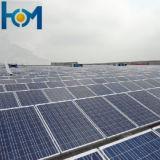 3.2mm PV 모듈 사용 Tempered Ar 코팅 매우 명확한 태양 전지판 유리