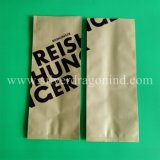 Assez intenses sacs composés avec la soupape pour le grain de café