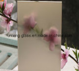 l'acido del bronzo di 12mm (Brown) ha inciso vetro di vetro/glassato