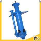 Pompe de boue de submersion verticale centrifuge métallique pour métallurgie