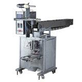 Semi-automático vertical Máquina de embalaje de alimentos de la cadena de la cuchara