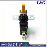 Interruttore di pulsante elettrico del pannello di controllo di potere di L&G DVD Mps11