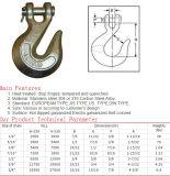 Hot DIP galvanizado de acero al carbono gancho de agarre de la horquilla (H330)