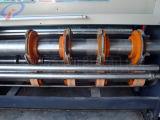 (Couleur 3) machine ridée par Flexo de cannelure et d'impression de papier cartonné