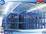 Piattaforma della struttura d'acciaio di alta qualità con le scale d'acciaio (SSW-SPF-004)