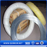 Ad alto tenore di carbonio e Low Carbon Galvanized Steel Wire