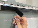 Rideaux en PVC avec bande magique