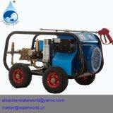 배 청소를 위한 최신 판매 400bar 휴대용 압력 세탁기