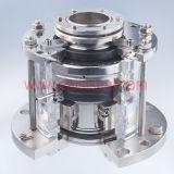 Burgmann M481 (Substituição da vedação do agitador, reservatórios de retentor lubrificado, vedação mecânica)