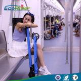 Vouwbaar Skateboard met de Batterij van Samsung 24V die e-Autoped de Autoped van de Schop voor Volwassenen vouwt