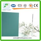 De duidelijke Vrije Zilveren Spiegel van het Koper met de Lichtgrijze AchterSpiegel van het Aluminium van /Clear