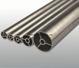 Legering 6063, Buis van het aluminium/van het Aluminium van het Profiel van de Grootte van Uitdrijving 3003 Diverse (yf-t-010)