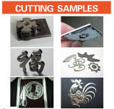 Machine de découpage de Mme Metal Fiber Laser de l'acier du carbone solides solubles