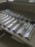 Dach-Blatt, färben überzogenen gewölbten Stahl