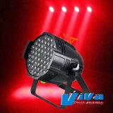 54X3w LED RGBW PAR 64/ conduit par la lumière (QC-LP008)