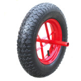 """14 rotella di gomma gonfiabile pneumatica di pollice 14 """" X3.50-8"""