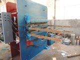 Gummifliese Xlb550, die Maschine für die Herstellung des Gummiziegelstein-Vulkanisators herstellt