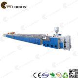 Linea di produzione composita di plastica di legno di Decking esterno della decorazione WPC