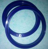 Azul e Sand Surface Hydraulic Oil Seal, plutônio Oil Seal, Un Oil Seal, Uns Oil Seal Made com 90shore um Polyurethane Material
