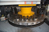 Drehkopf-lochende Maschine CNC-T30 für Flaschenkapseln/Schalldämpfer-/Lautsprecher-Gitter