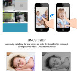 Micphone, Speaker 및 SD Card Slot를 가진 Baby Monitor를 위한 팬 또는 Tilt Home Security WiFi HD P2p IP Camera