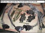 Peças sobresselentes adicionais usadas para Toyota 7f/8f