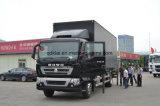 Carro del cargo del camión HOWO 4X4 Militar