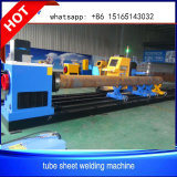 CNC van Casted de Scherpe Machine van het Plasma van de Groef van de Pijp van het Staal