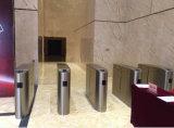 Biometrisches RFID Karten-Steuermetro-schnelle Geschwindigkeits-Abdeckstreifen-Sperren-Drehkreuz