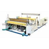 Industrial 2800 rebobinadora de corte de rollo de papel higiénico la máquina de papel