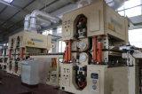최신 압박 기계의 완전히 자동적인 MDF 박판으로 만드는 생산 라인