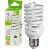 Lampe à économie d'énergie Lampe à spirale légère 23W E27 CFL