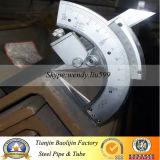 Горячекатаная слабая штанга угла углерода Q235 Ss400 A36 стальная