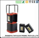 12V 300lm alta calidad LED recargable Linterna camping