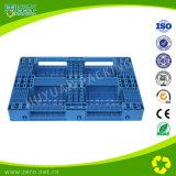 HDPEが付いている1200*800の記号論理学のおよび輸送によって使用されるプラスチックパレット材料