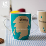 Geschenk-Entwurfs-keramischer Kaffeetasse-Tee-Becher-Milch-Becher