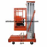10m de Plataforma de Elevação Hidráulica móvel com mastro simples (PVA10-1000)