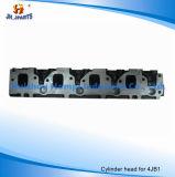 Cabeça de cilindro da peça sobresselente para Isuzu 4jb1/4jb1t 8-94453525-2 4le1/4le2 8-97195251-6