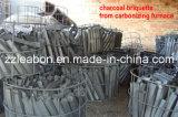 Biomasa aprobada del CE máquina de la briqueta de 500 Kg/H