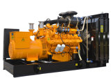 60Hz Natural Gas Electrical Power Generator 320kw 400kVA
