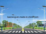 Straßenlaterneder Qualitäts-IP65 Solor LED mit Pole-Solarstraßenlaterne